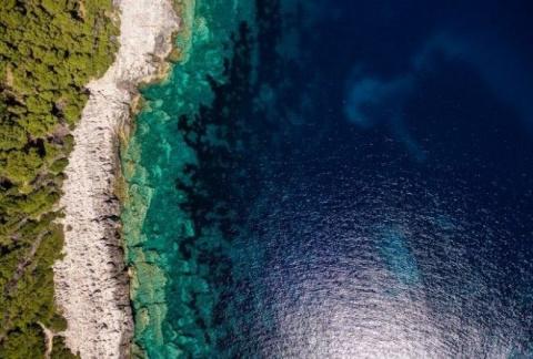 Красота хорватских островов