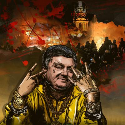 Житель Донецка напугал украи…
