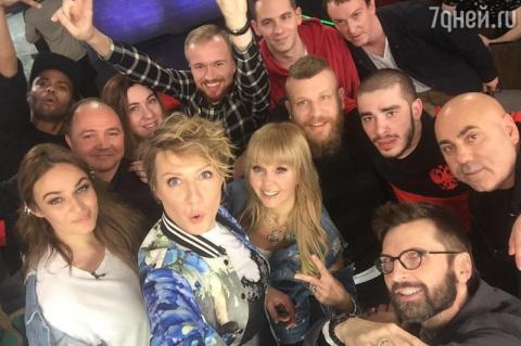 Яна Чурикова снова будет вес…