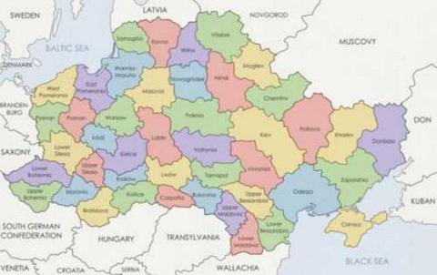 Троеморье: капкан для Украины. Владислав Гулевич