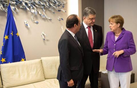 СМИ: факт встречи лидеров ФРГ, Франции и России в Москве подтверждает, что Путин победил
