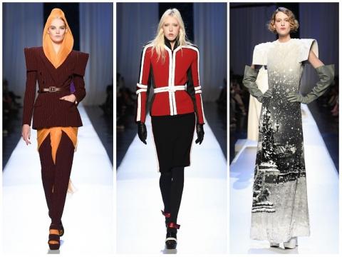 Jean Paul Gaultier Haute Couture осень-зима 2017-2018