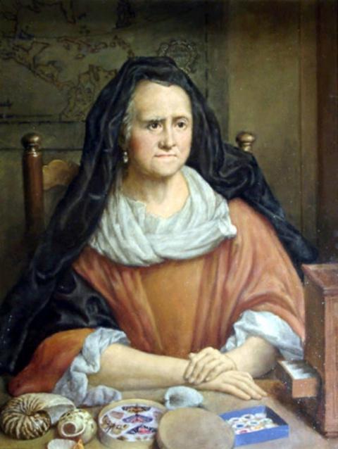 Мария Сибилла Мериан