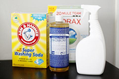 8 чистящих средств для дома …