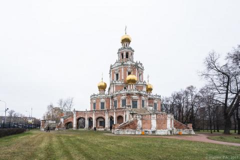 Церковь Покрова Пресвятой Бо…