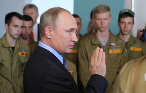 Маски сброшены! Путин расска…