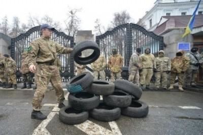 Путч в Киеве состоится при любой погоде