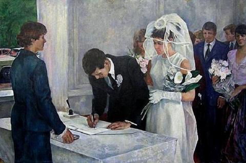 За кого хотели выйти замуж в СССР.