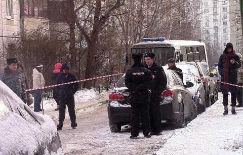 Москвичам готовили новогодний теракт
