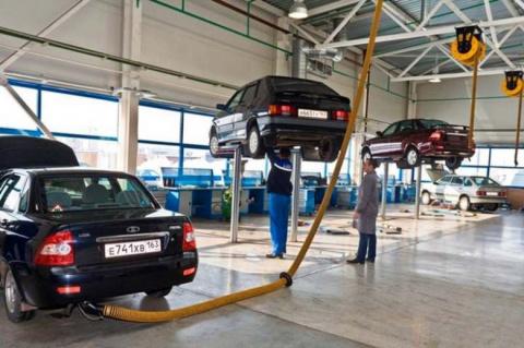 16 процентов покупателей новых авто отказываются обслуживать их у «официалов»
