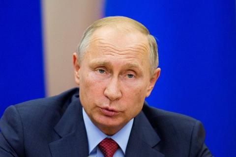 Путин: санкции США нацелены на вытеснение России с энергорынка Европы