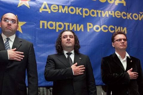 В кремле попросили кандидато…