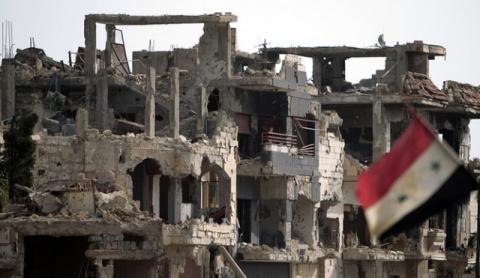 «Жемчужина пустыни»: Асад до…