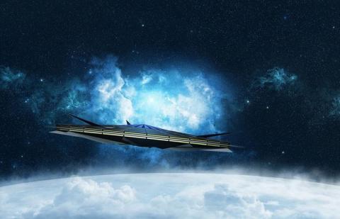 Смотрите редкие качественные кадры с НЛО
