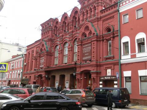 Прогулки по моей Москве 2