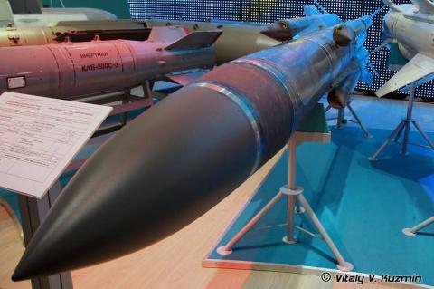 Х-31 для МиГ-29КР/КУБР. Палу…