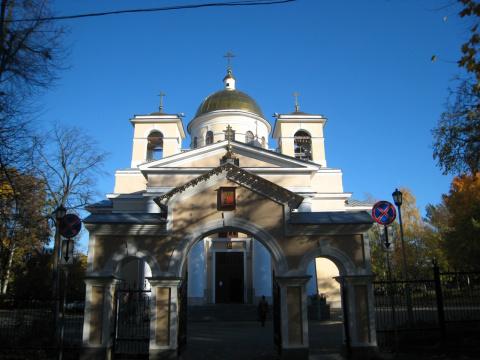 Кафедральный собор Александра Невского в Петрозаводске