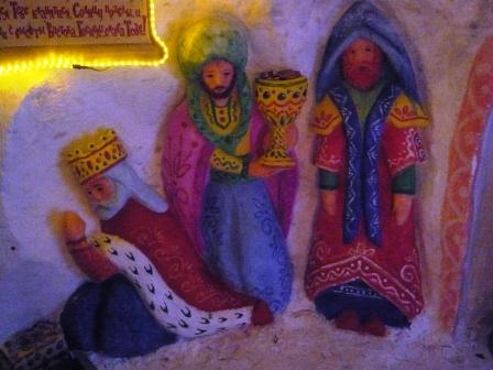 Рожество Христово -поклонение волхвов