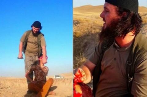 Сирия: главарь ИГ* оказался …