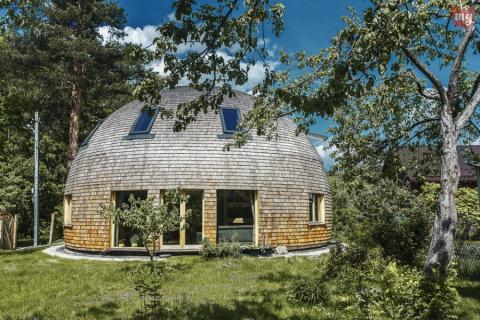 Купольный дом в Королеве