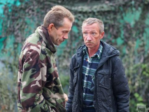 Диалог между русским и амери…