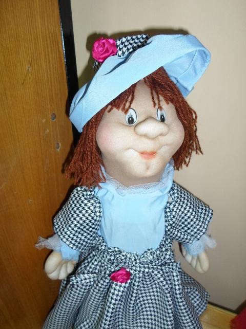 Рождение куклы, рождение чуда.