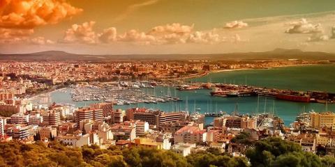 Пальма-де-Мальорка: путешест…