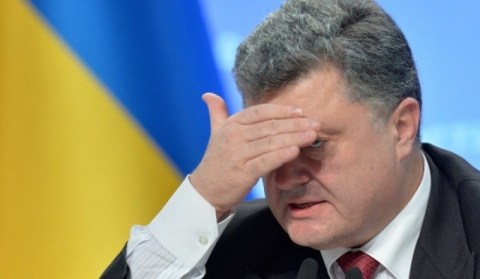 Порошенко отказался встречат…