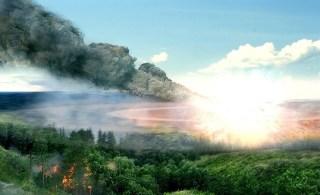 Тунгусский метеорит: старт или падение?