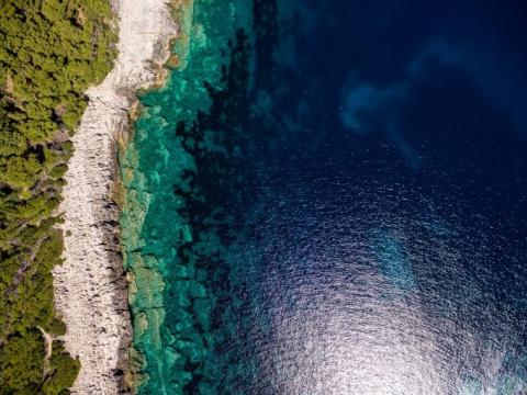 Красота хорватских островов …