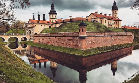 Знаменитые белорусские замки…