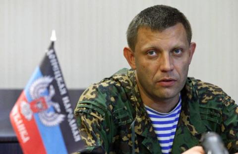 Прилепин: у Захарченко есть …