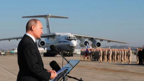 Александр Роджерс: Сирийский триумф Путина