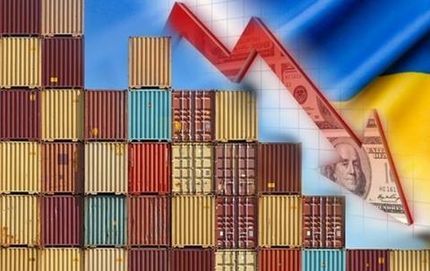 Реальные показатели экспорта Украины ― не рост, а катастрофическое падение. Виктор Медведчук