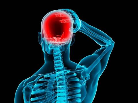 Вот как избавиться от головной боли без таблеток