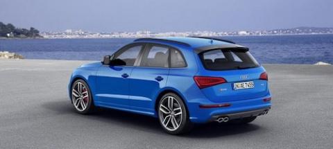 Самый мощный Audi Q5 предста…