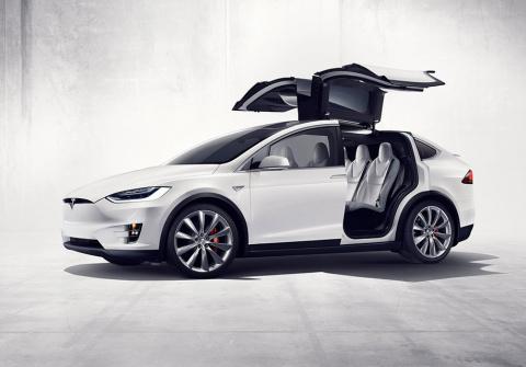 Владельцы Tesla Model X пожа…