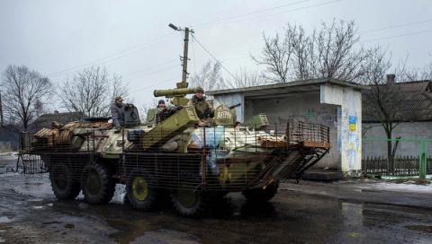СМИ: вопрос о вооружении Киева демонстрирует раскол между США и ФРГ