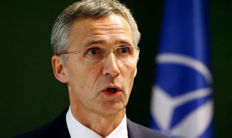 Генсек НАТО обвинил Россию в нарушении границ соседних стран