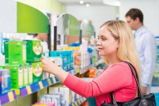 Употребление аптечного крема…