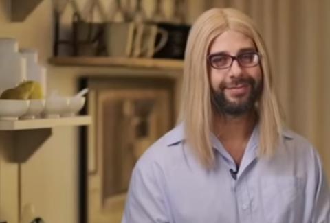 Ургант в пародии высмеял предвыборный ролик Ксении Собчак