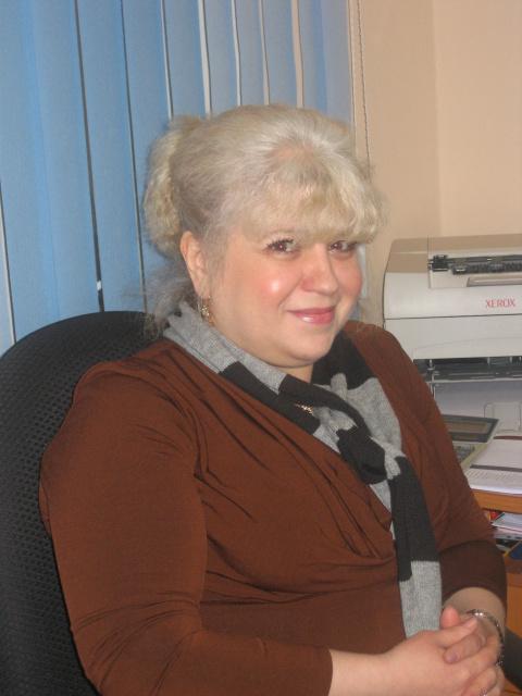 Виктория Антонова (Синайская)