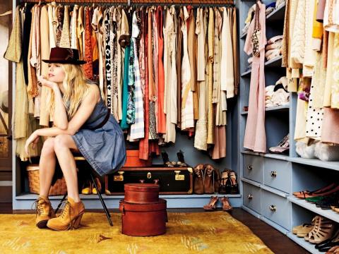 А Вы легко избавляетесь от одежды?