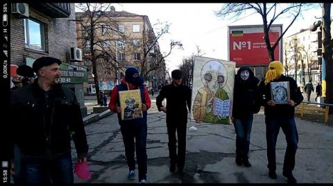 Украинские «патриоты» пиарят…