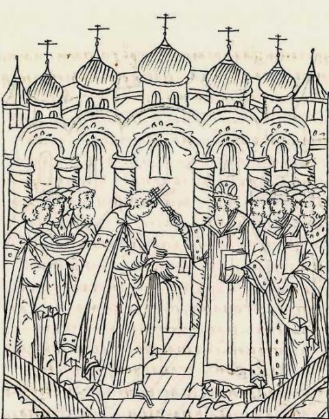 Первые залпы «Войны двух цар…