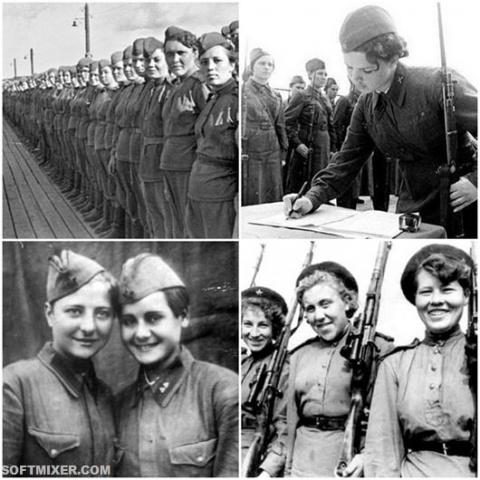Женщины, воевавшие не хуже мужчин