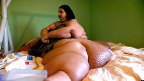 Женщина, которая похудела на 400 кг