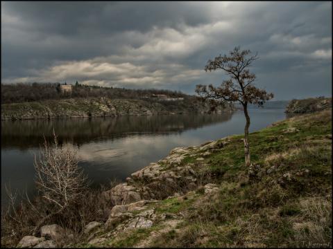 """Весна в национальном заповеднике """"о.Хортица"""""""