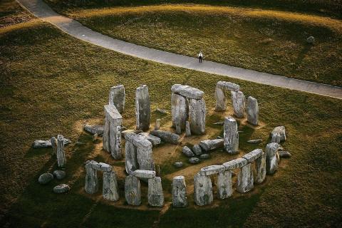 Окутанные тайной: снимки самых загадочных и интересных памятников мира