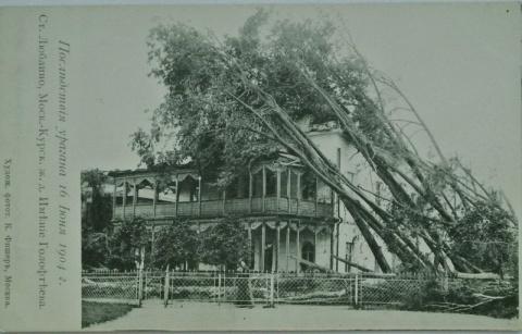 Ураган в Москве в 1904 году